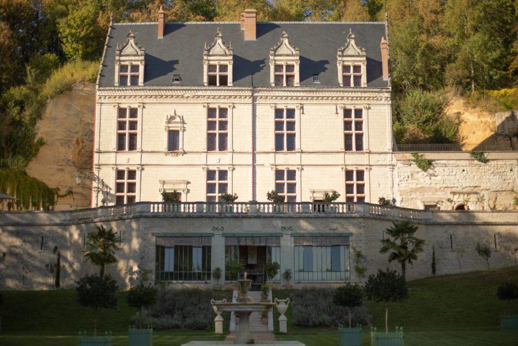 Le chateau Gaillard pour des photographies de mariage